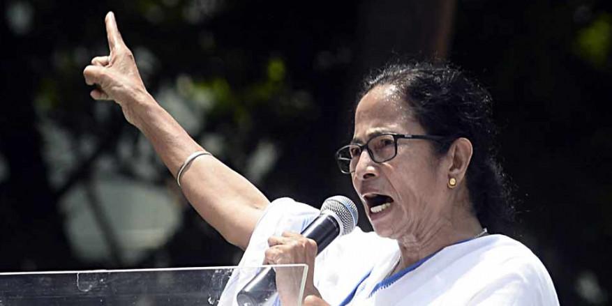 ममता बनर्जी ने लगाया आरोप, कहा- TMC की रैली रोकने के लिए केंद्र ने रद्द करवाईं ट्रेनें