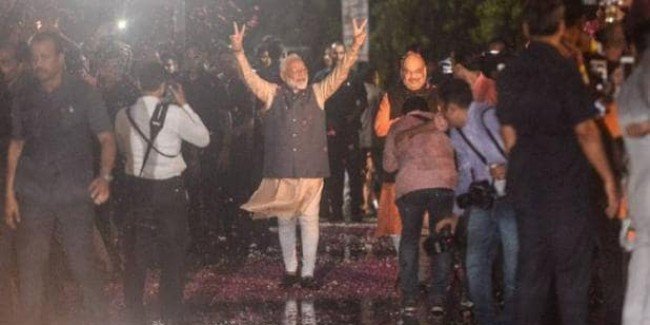 मोदी 2.0: आज PM करेंगे कैबिनेट मीटिंग, राष्ट्रपति से भी करेंगे मुलाकात
