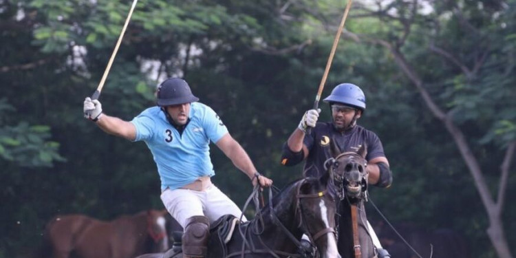 पोलो खेलते हुए घायल हुए राजस्थान के खेल मंत्री, अस्पताल में हुए भर्ती