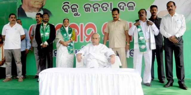 Odisha CM Naveen Patnaik announces 4 new projects for Kandhamal district