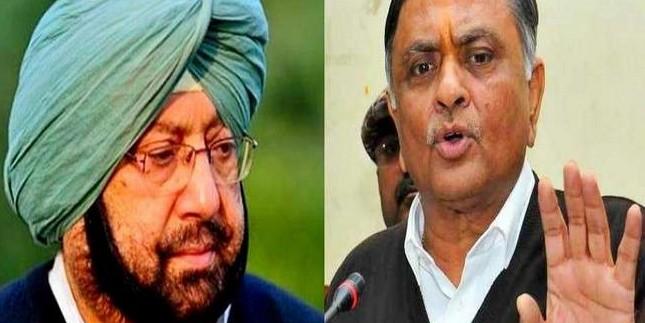 पूर्व मंत्री कालिया का CM पर हमला, बोले- कनाडा में खालिस्तान के बैनर वाले मंच से बोल चुके कैप्टन मांगें माफी
