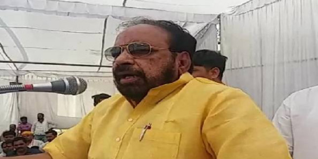 FIR against BJP leader for portraying by-polls as India- Pakistan fight