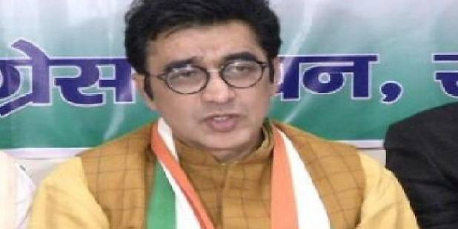Congress state president is angry with senior leader, wants change
