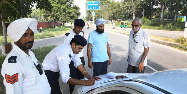 Relief likely from huge traffic fines