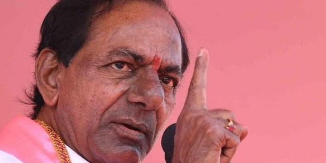 'KVP cosying up to KCR only to become MP again'