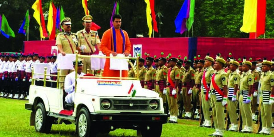 Tripura CM claims to improve connectivity with Bangladesh