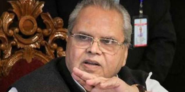 जम्मू कश्मीर के राज्यपाल सत्यपाल मलिक ने कहा- अनुच्छेद 370 और 35A पर चिंता की कोई बात नहीं