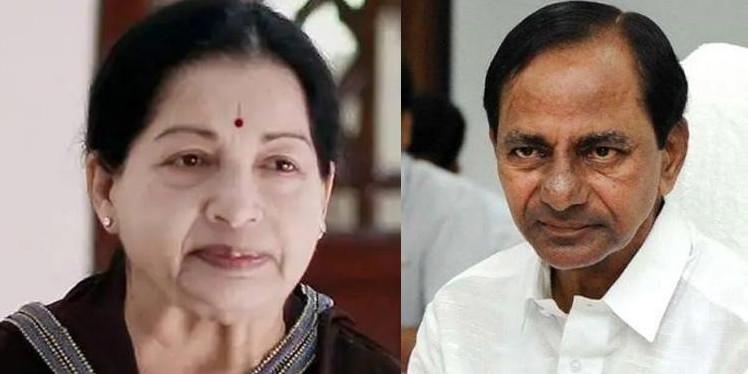 KCR's crackdown on TSRTC strike a reminder of Jayalalithaa's iron hand strategy