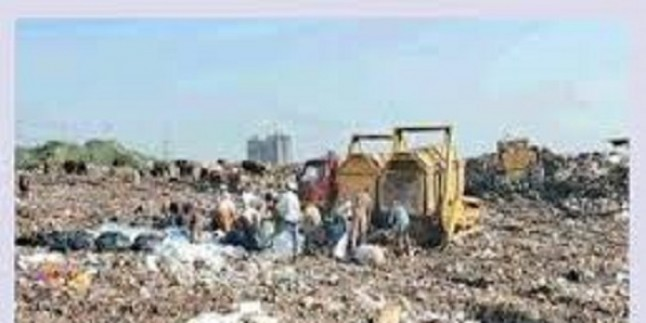 Goa Pollution Board expresses concern over garbage dump fire