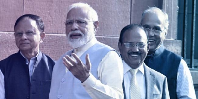 PMO में बोलती है इनकी तूती, जानिए नरेंद्र मोदी के लिए कितने अहम हैं ये तीन अधिकारी