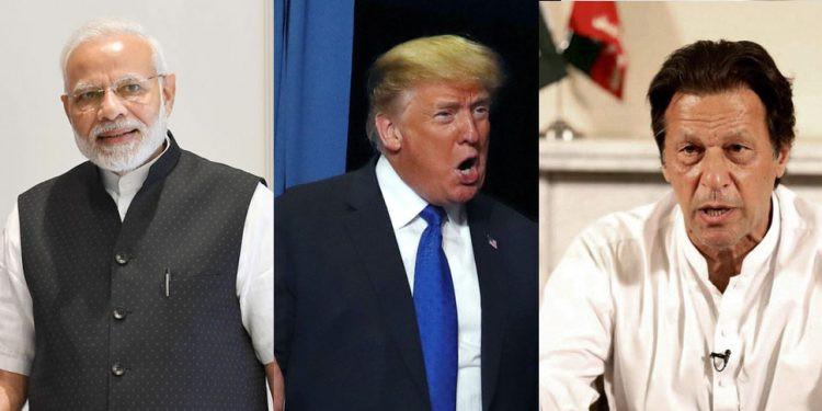 नरेेंद्र मोदी के अमेरिका जाने से पहले भारत ने पाकिस्तान से मांगी अनुमति