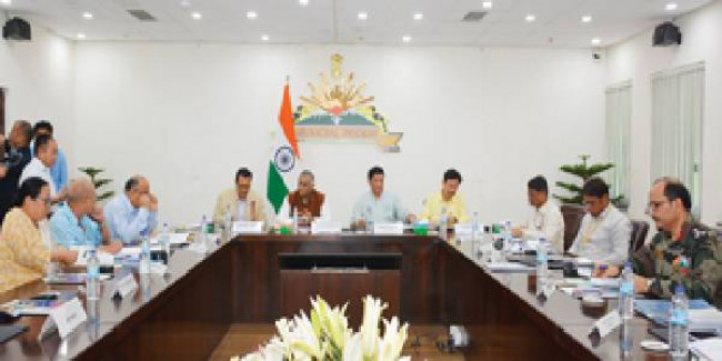 MoRTH MoS warns contractors over delay in completing road projects in Arunachal