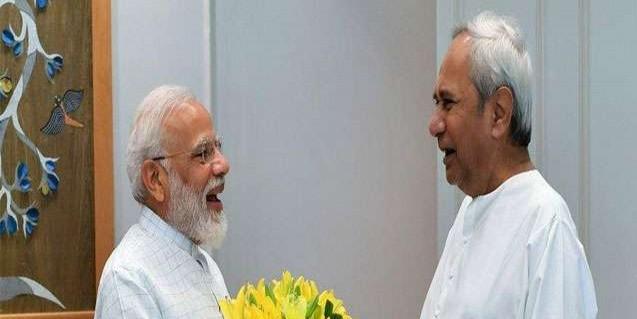 नवीन पटनायक ने की प्रधानमंत्री मोदी से मुलाकात, तूफान प्रभावितों के लिए विशेष पैकेज की मांग