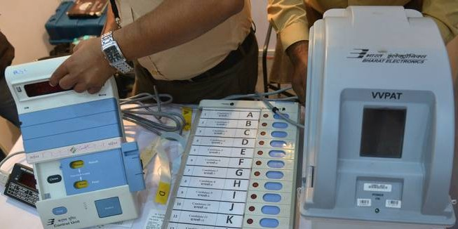 Tamil Nadu EC replaces 305 faulty EVMs and 525 defective VVPAT machines