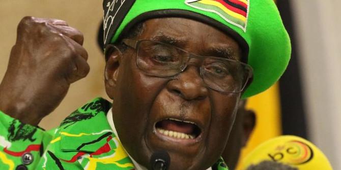 37 साल तक तानाशाही करने वाले राबर्ट मुगाबे कभी जिम्बामब्वे के अश्वेत लोगों के मसीहा थे