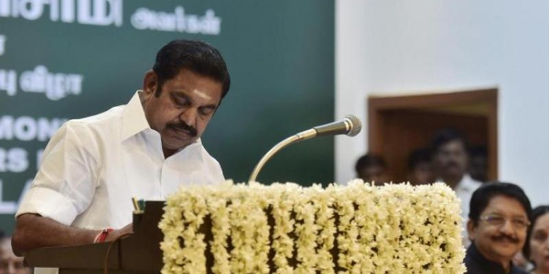 E Palaniswami requests PM to make Tamil optional, then deletes tweet