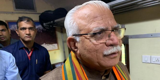 सीएम खट्टर को भाजपा आलाकमान ने दिल्ली तलब किया, अमित शाह से होगी मुलाकात