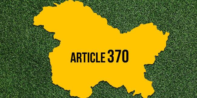 370 पर संविधान पीठ में आज से होगी सुनवाई