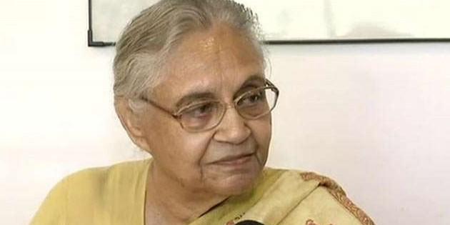 शीला दीक्षित ने की 14 जिला और 280 ब्लॉक कांग्रेस कमेटी के पर्यवेक्षकों की नियुक्ति