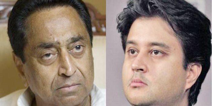 मध्य प्रदेश में हार की समीक्षा के बीच सिंधिया को प्रदेश अध्यक्ष बनाने की मुहिम