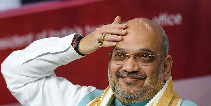 MC staff work overtime to welcome Shah today