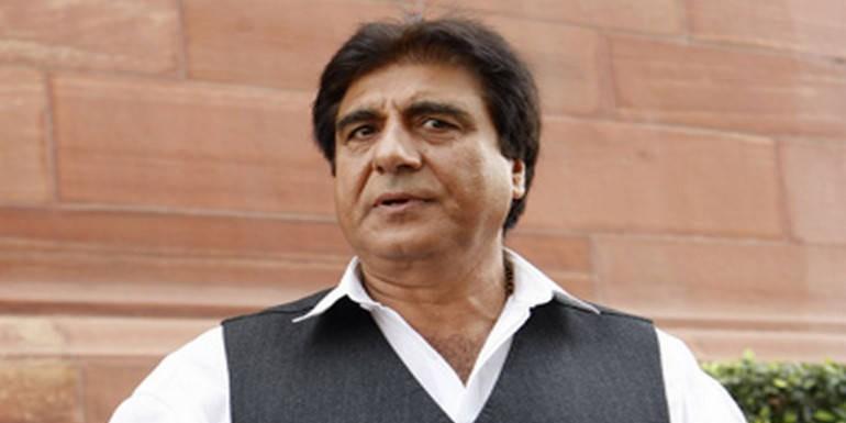 BJP-BJD match-fixing evident in Odisha, claims Raj Babbar