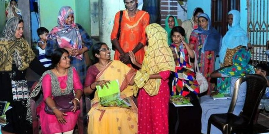 Overwhelming response for literacy programmes in Kerala