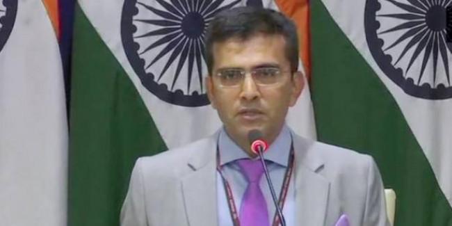 उचित प्रक्रियाओं से गुजरने के बाद मिशेल को लाया गया भारत : विदेश मंत्रालय