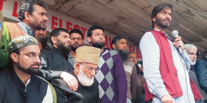 Court Sends Kashmiri separatists to Judicial Custody till June 12 in terror-funding Case
