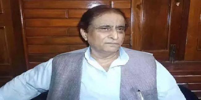 रामपुर: आजम खान पर दो और मुकदमे, अब तक दर्ज हुई 80 FIR