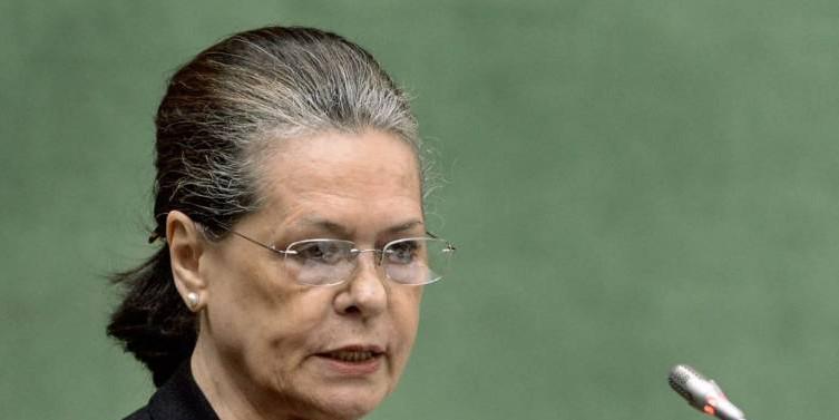 सोनिया गांधी ने दिल्ली कांग्रेस प्रभारी से कहा, 'नए आईडिया लेकर आए'