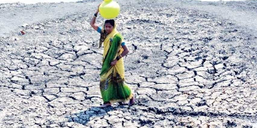 Empty reservoirs, cloudless skies spell doom for Karnataka