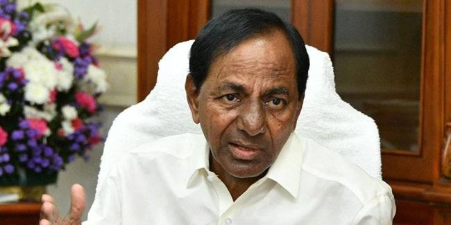 KCR to announce parliamentary party leader today