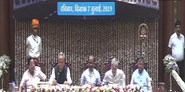 CM अशोक गहलोत ने कहा, पक्ष-विपक्ष में मतभेद होने चाहिए, मन भेद नहीं