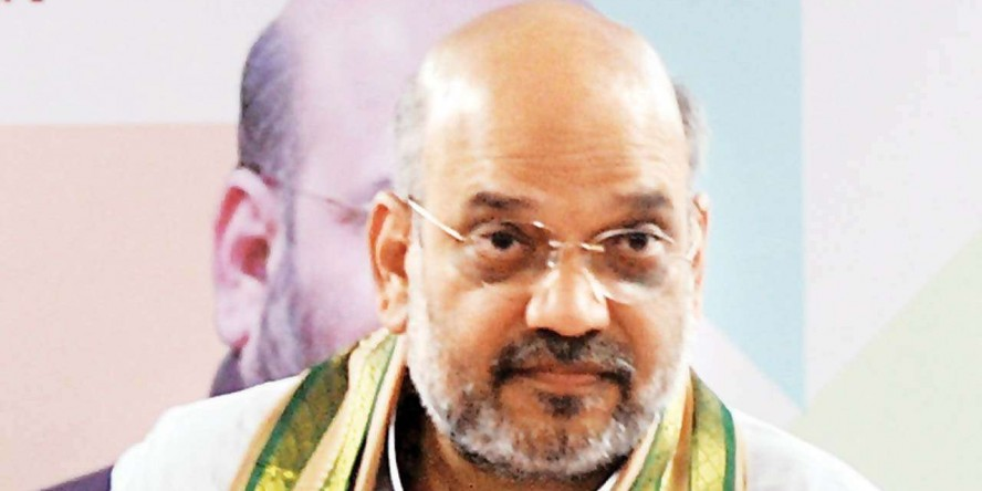 BJP chief Amit Shah to launch poll campaign in Gujarat tomorrow