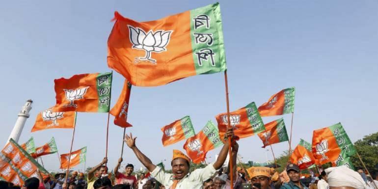 'डबल इंजन' के भरोसे एक बार से चुनावी मैदान में भाजपा