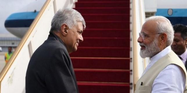 पीएम मोदी की मालदीव-श्रीलंका की यात्रा पूरी, श्रीलंका से भारत के लिए रवाना हुए