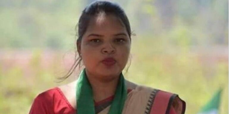 Tribal Odisha woman becomes country's youngest MP after twist of fate