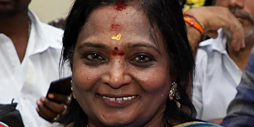 Ex-union minister, former MLAs, state secys in fray for BJP prez role after Tamilisai named Guv