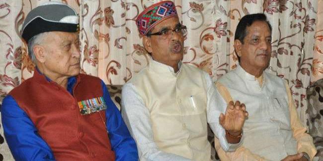 विधानसभा चुनाव में जीत के बाद किसानों व बेरोजगारों से किए वादे भूली कांग्रेस : शिवराज चौहान