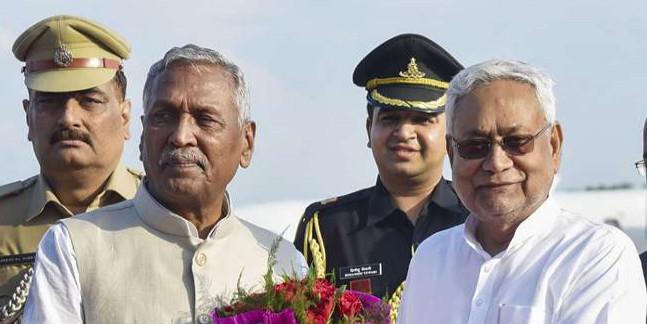 बिहार के नए राज्यपाल बोले- मैं और नीतीश कुमार एक ही स्कूल के छात्र हैं, बस वह आगे बढ़ गए