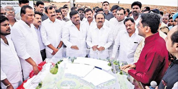 Stone laid for Rs 250-cr stent manufacturing unit in Sangareddy