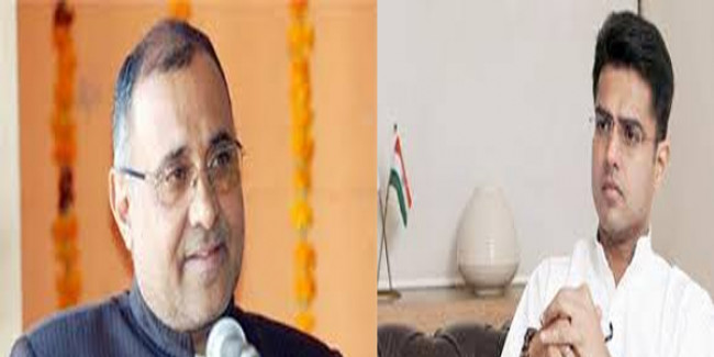 bjp-objected-to-contesting--pilot--from-tonk-news-hindi