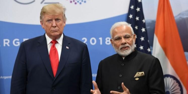 अमेरिका ने भारत से जीएसपी दर्जा छीना, 5 जून से होगा लागू