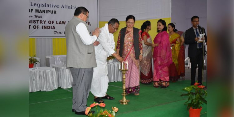 Eight legislations on local languages released in Manipur