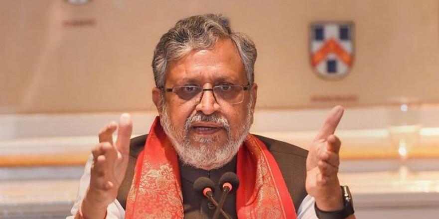 लोकसभा चुनाव : राहुल गांधी के खिलाफ मानहानि का केस करने की तैयारी में सुशील मोदी