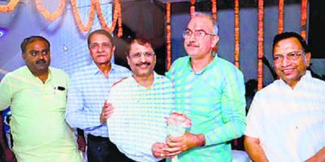 उद्योगपतियों की समस्याओं का करवाया जाएगा समाधान : संजय भाटिया