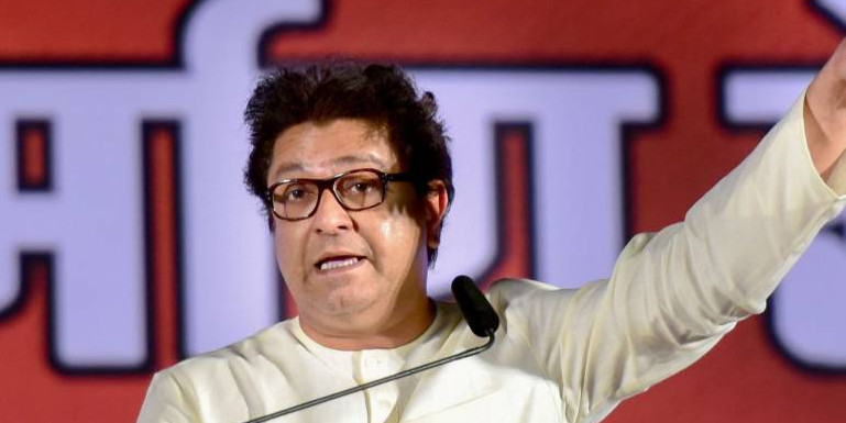 Centre can split other states too in similar manner: MNS chief Raj Thackeray