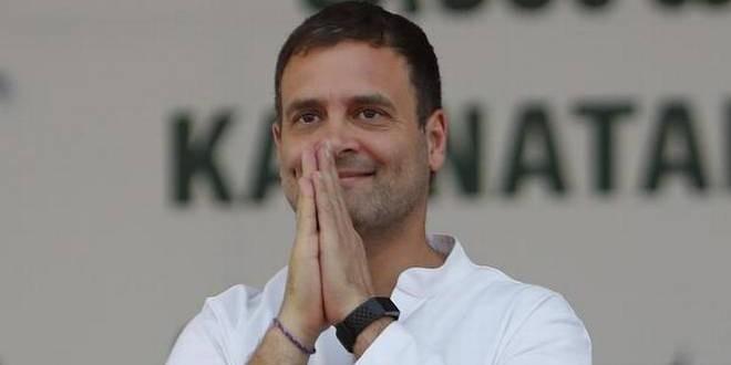 कांग्रेस अध्यक्ष के सवाल पर बोले राहुल गांधी- मैं प्रक्रिया में शामिल नहीं, पार्टी चुनेगी प्रमुख