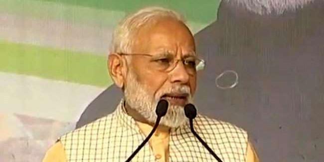 15 साल में झारखंड ने 10 बार सीएम को बदलते देखा हैं: PM मोदी